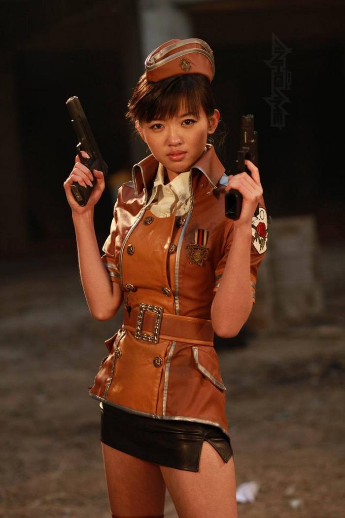 Thêm một bộ ảnh cosplay Đột Kích tuyệt đẹp - Ảnh 27