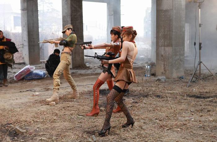 Thêm một bộ ảnh cosplay Đột Kích tuyệt đẹp - Ảnh 26