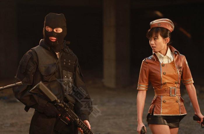 Thêm một bộ ảnh cosplay Đột Kích tuyệt đẹp - Ảnh 25