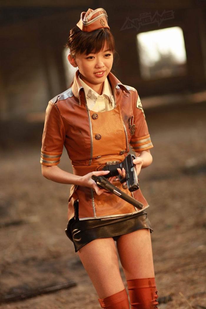 Thêm một bộ ảnh cosplay Đột Kích tuyệt đẹp - Ảnh 16