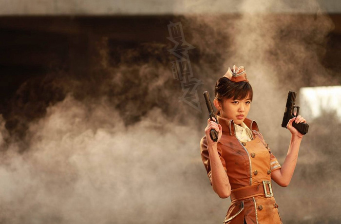 Thêm một bộ ảnh cosplay Đột Kích tuyệt đẹp - Ảnh 12