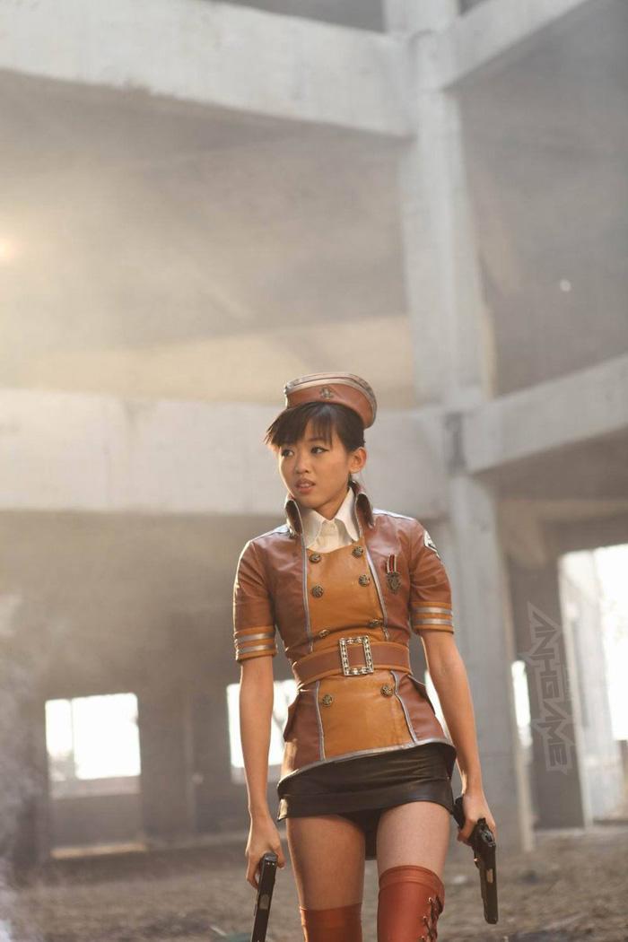Thêm một bộ ảnh cosplay Đột Kích tuyệt đẹp - Ảnh 11