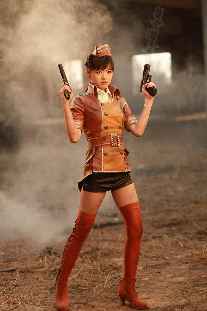 Thêm một bộ ảnh cosplay Đột Kích tuyệt đẹp - Ảnh 10