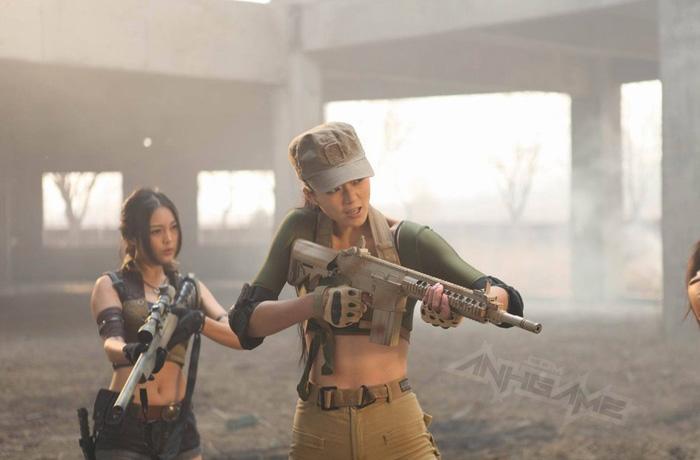 Thêm một bộ ảnh cosplay Đột Kích tuyệt đẹp - Ảnh 3