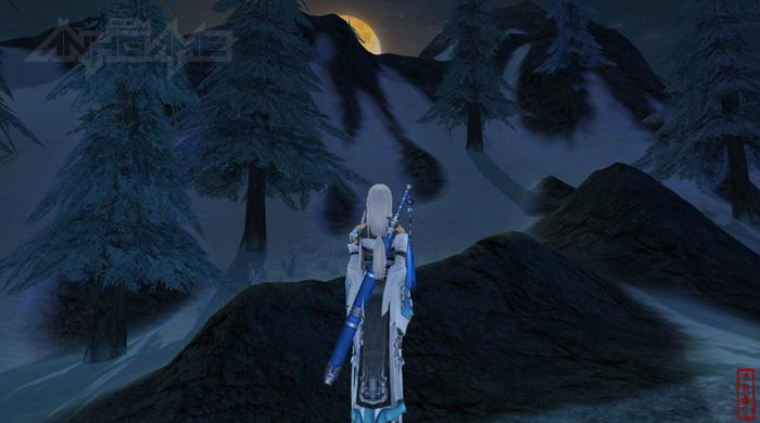 Thiếu nữ và phong cảnh tuyệt đẹp trong VLTK 3 - Ảnh 2