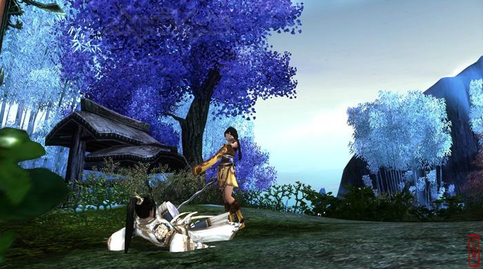 Thiếu nữ và phong cảnh tuyệt đẹp trong VLTK 3 - Ảnh 3