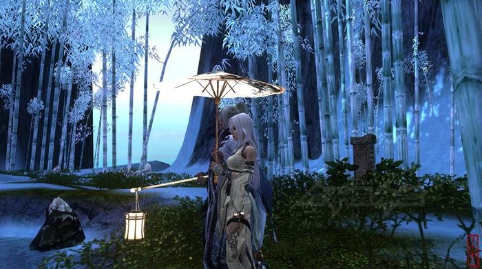 Thiếu nữ và phong cảnh tuyệt đẹp trong VLTK 3 - Ảnh 6
