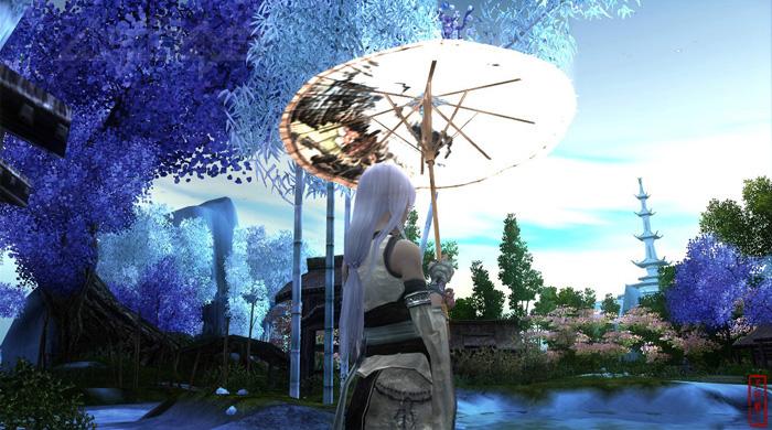 Thiếu nữ và phong cảnh tuyệt đẹp trong VLTK 3 - Ảnh 13
