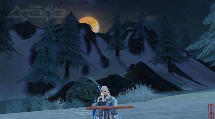 Thiếu nữ và phong cảnh tuyệt đẹp trong VLTK 3 - Ảnh 29