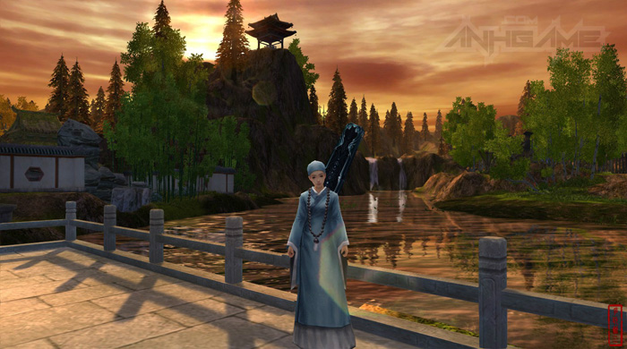Thiếu nữ và phong cảnh tuyệt đẹp trong VLTK 3 - Ảnh 36