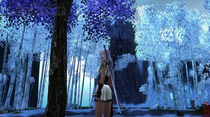 Thiếu nữ và phong cảnh tuyệt đẹp trong VLTK 3 - Ảnh 38
