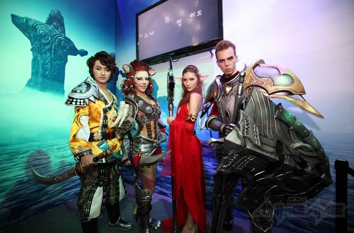 Ngắm cosplay ArcheAge tại TGC 2012 - Ảnh 1