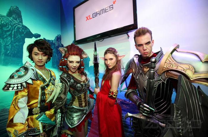 Ngắm cosplay ArcheAge tại TGC 2012 - Ảnh 2