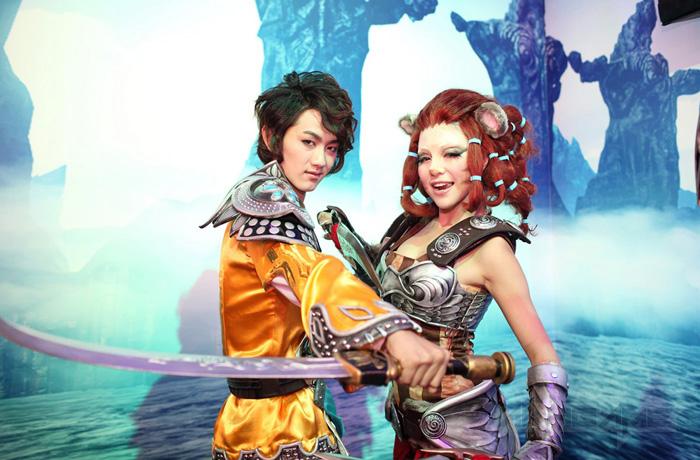 Ngắm cosplay ArcheAge tại TGC 2012 - Ảnh 4