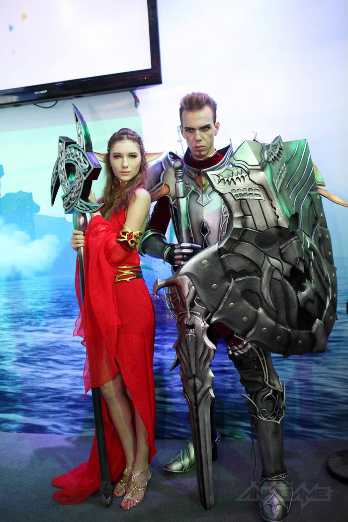 Ngắm cosplay ArcheAge tại TGC 2012 - Ảnh 6