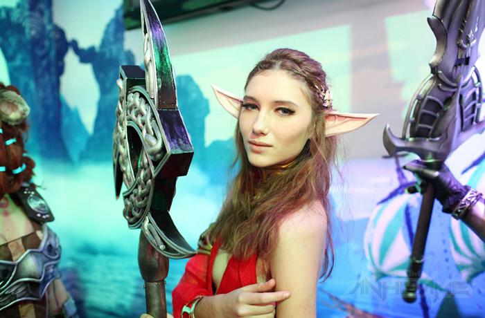 Ngắm cosplay ArcheAge tại TGC 2012 - Ảnh 9