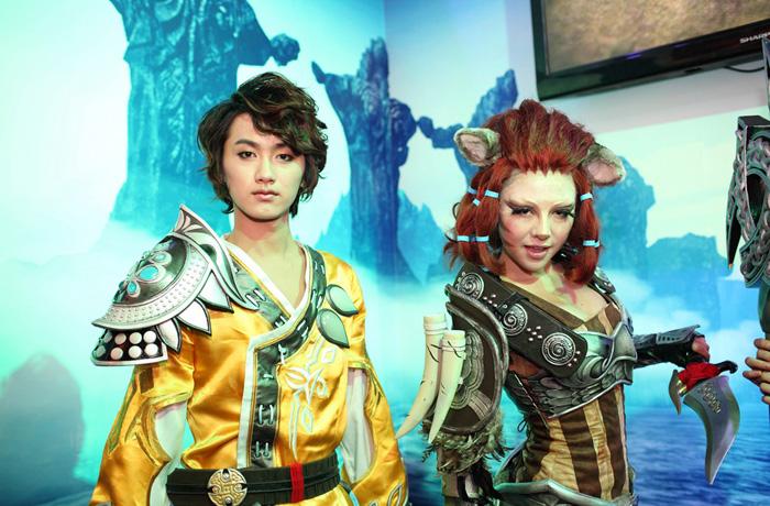 Ngắm cosplay ArcheAge tại TGC 2012 - Ảnh 11