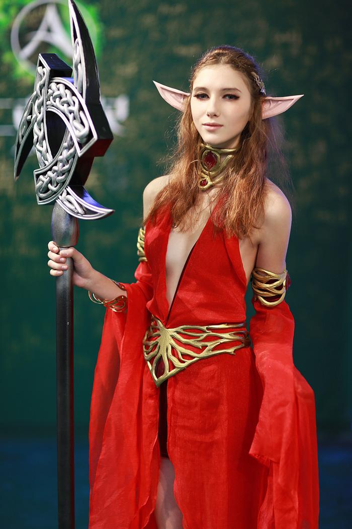 Ngắm cosplay ArcheAge tại TGC 2012 - Ảnh 12