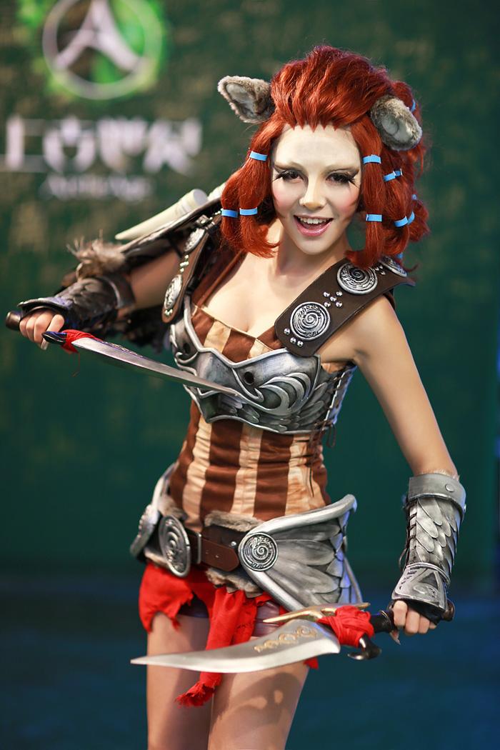 Ngắm cosplay ArcheAge tại TGC 2012 - Ảnh 14