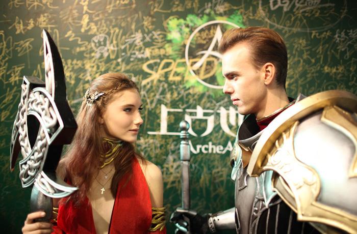 Ngắm cosplay ArcheAge tại TGC 2012 - Ảnh 16