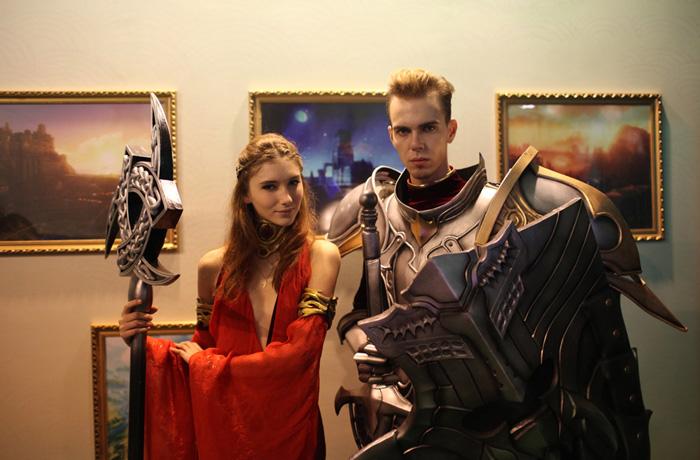Ngắm cosplay ArcheAge tại TGC 2012 - Ảnh 17