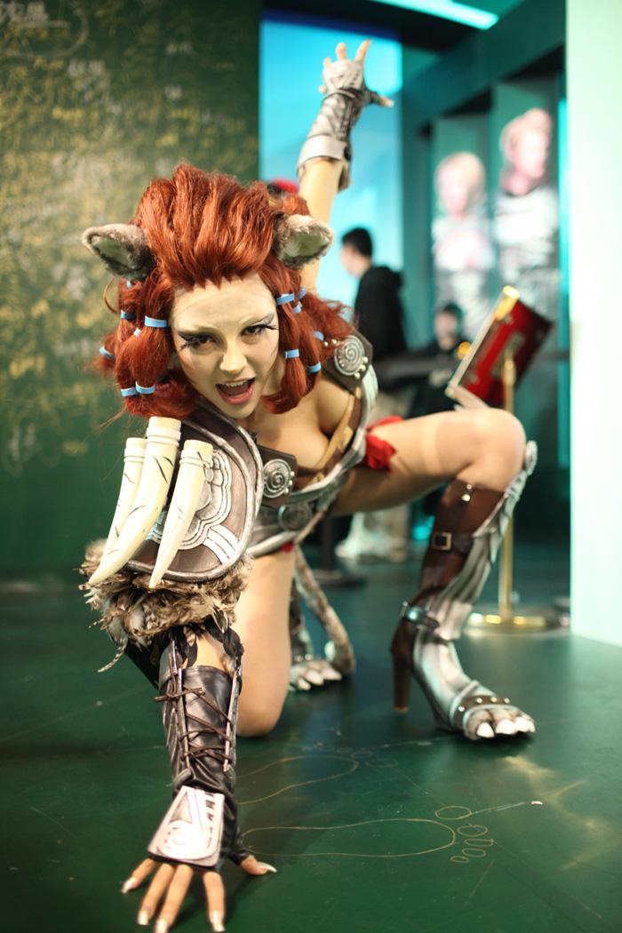 Ngắm cosplay ArcheAge tại TGC 2012 - Ảnh 19