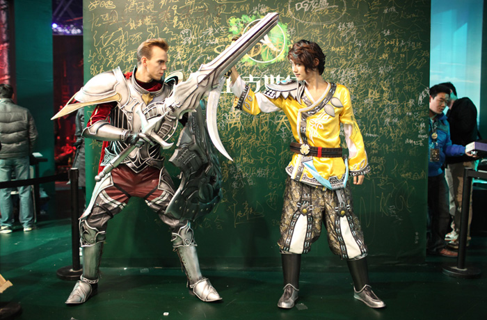 Ngắm cosplay ArcheAge tại TGC 2012 - Ảnh 20
