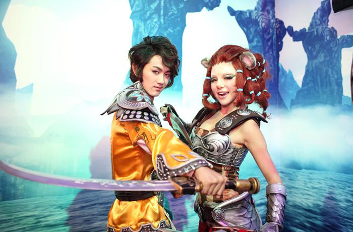 Ngắm cosplay ArcheAge tại TGC 2012 - Ảnh 22