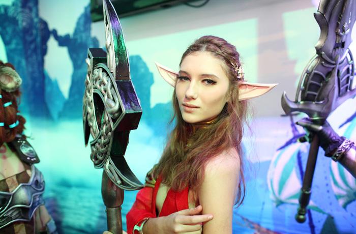 Ngắm cosplay ArcheAge tại TGC 2012 - Ảnh 23