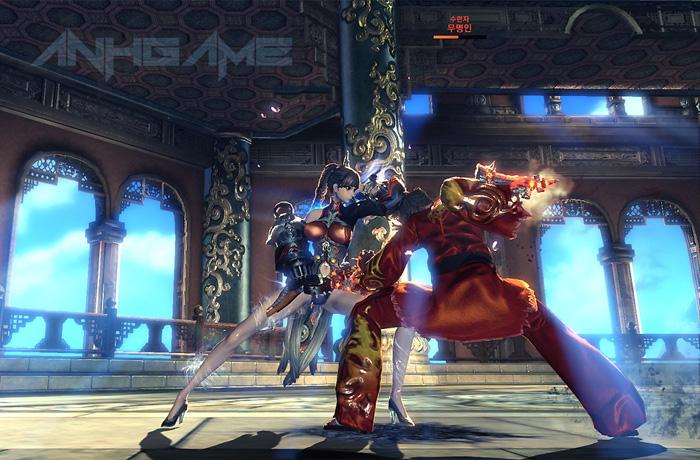 Vẻ đẹp của các nữ chiến binh trong Blade & Soul - Ảnh 3
