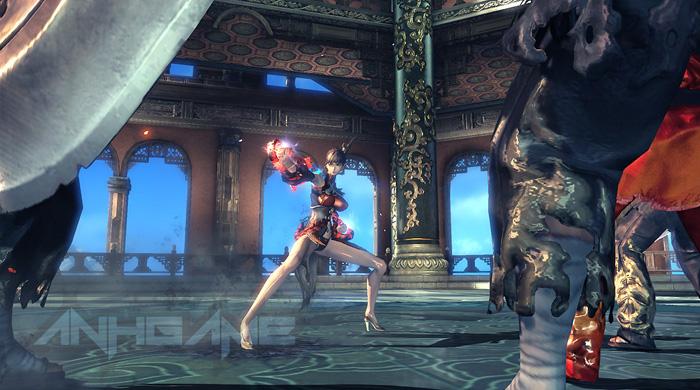 Vẻ đẹp của các nữ chiến binh trong Blade & Soul - Ảnh 6