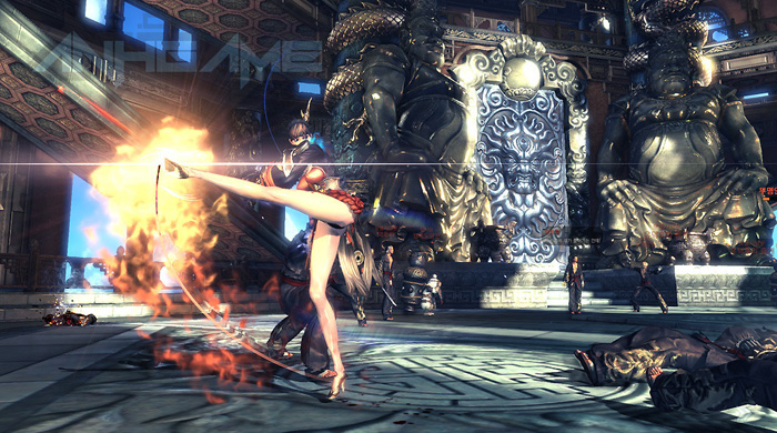 Vẻ đẹp của các nữ chiến binh trong Blade & Soul - Ảnh 7
