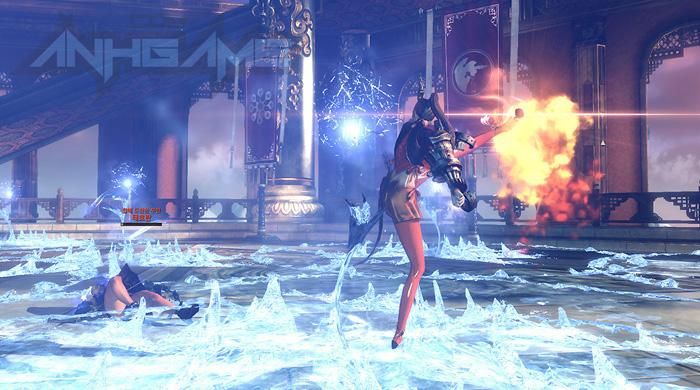 Vẻ đẹp của các nữ chiến binh trong Blade & Soul - Ảnh 11