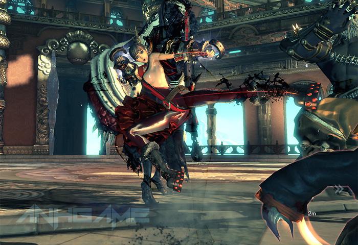 Vẻ đẹp của các nữ chiến binh trong Blade & Soul - Ảnh 12