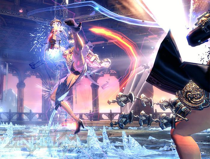 Vẻ đẹp của các nữ chiến binh trong Blade & Soul - Ảnh 16