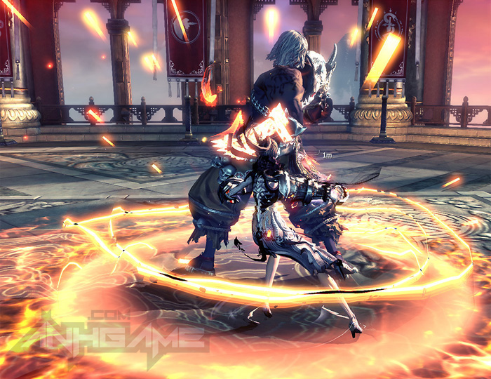Vẻ đẹp của các nữ chiến binh trong Blade & Soul - Ảnh 18