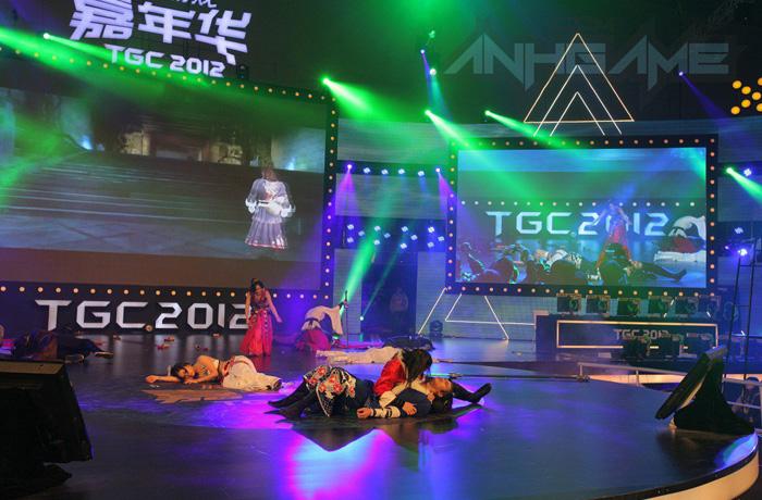 Ngắm cosplay Đao Kiếm 2 tại TGC 2012 - Ảnh 2