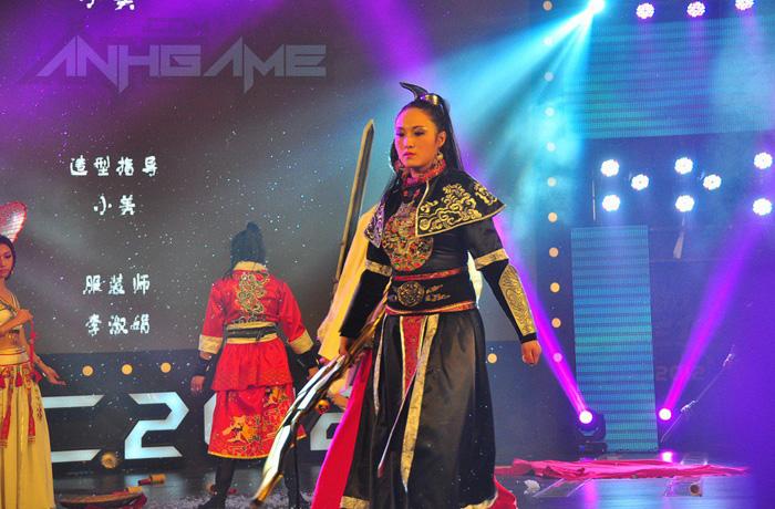 Ngắm cosplay Đao Kiếm 2 tại TGC 2012 - Ảnh 3