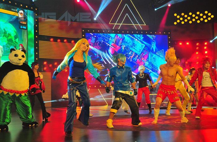 Biểu diễn cosplay Huyễn Đẩu Chi Vương tại TGC 2012 - Ảnh 2