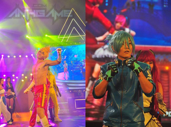 Biểu diễn cosplay Huyễn Đẩu Chi Vương tại TGC 2012 - Ảnh 4