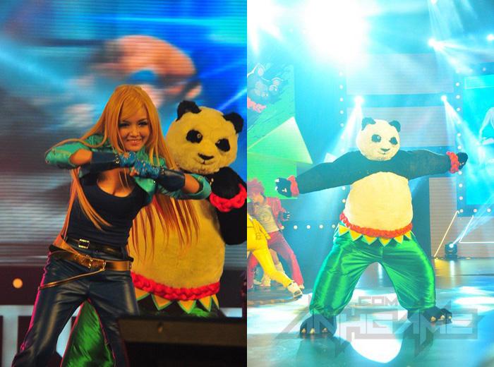 Biểu diễn cosplay Huyễn Đẩu Chi Vương tại TGC 2012 - Ảnh 5