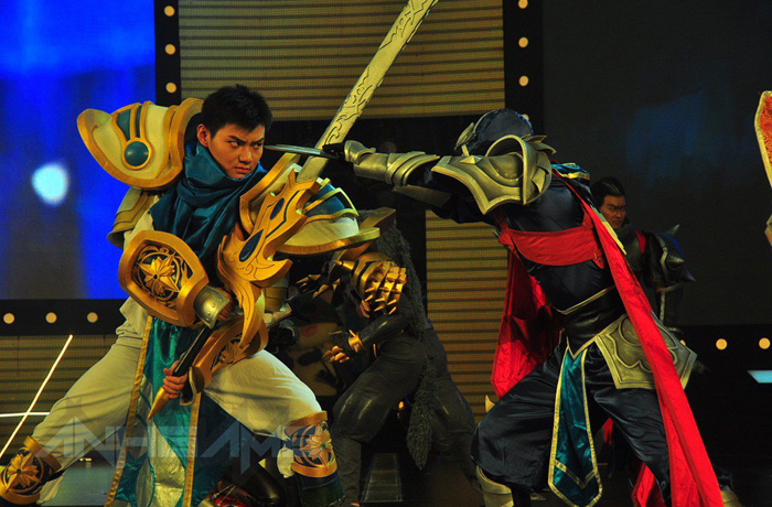 Trình diễn cosplay League of Legends tại TGC 2012 - Ảnh 3