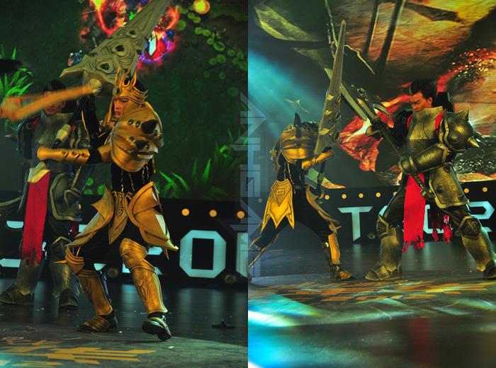 Trình diễn cosplay League of Legends tại TGC 2012 - Ảnh 5