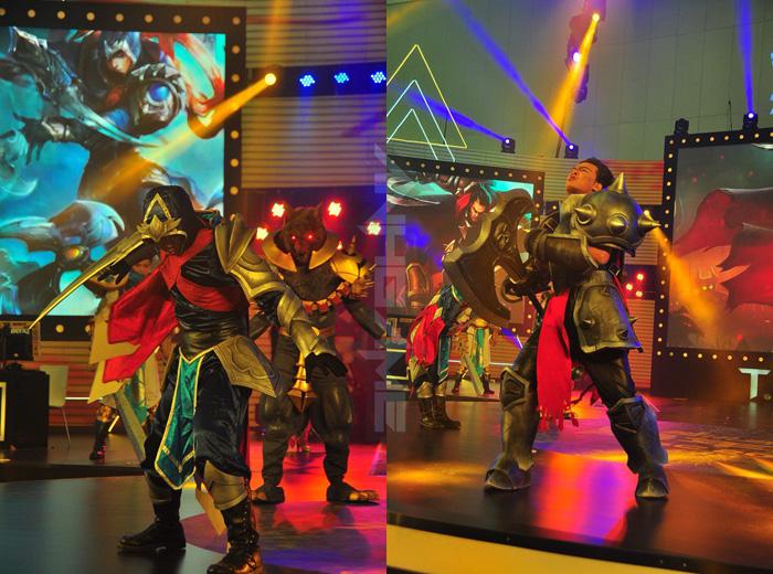Trình diễn cosplay League of Legends tại TGC 2012 - Ảnh 6