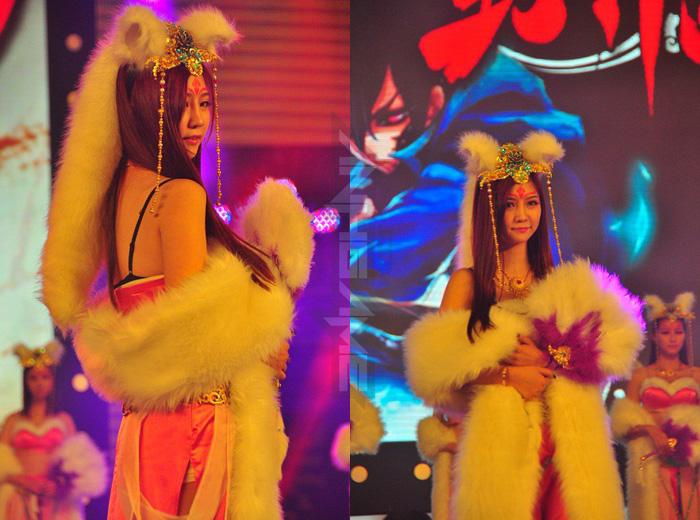 Tencent Games khoe cosplay Phong Thần Kỷ tại TGC 2012 - Ảnh 5