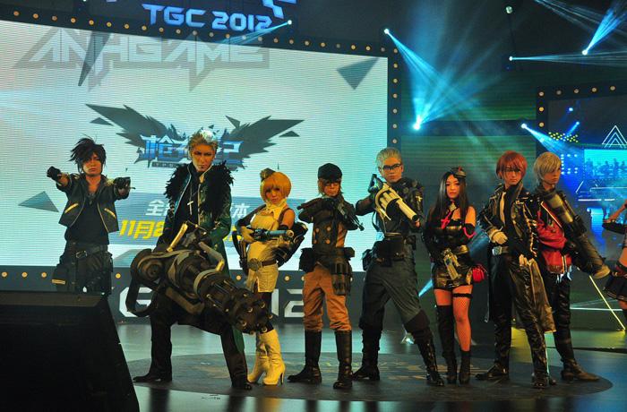 Nghía qua cosplay Thương Thần Kỷ tại TGC 2012 - Ảnh 2