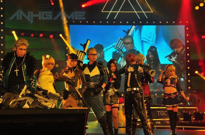Nghía qua cosplay Thương Thần Kỷ tại TGC 2012 - Ảnh 3