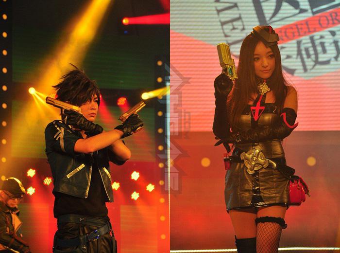 Nghía qua cosplay Thương Thần Kỷ tại TGC 2012 - Ảnh 5