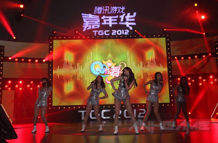 Wonder Girls nhảy múa cực xung tại TGC 2012 - Ảnh 2