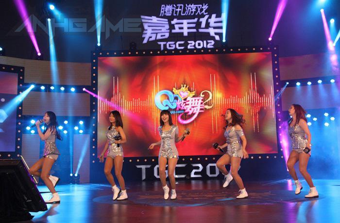 Wonder Girls nhảy múa cực xung tại TGC 2012 - Ảnh 4
